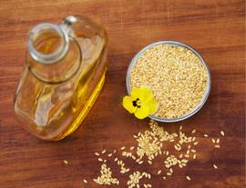 Flaxseeds and Flaxseed Oil -  Full Speed Ahead