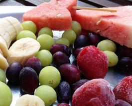 Beat the Heat with Frozen Fruit