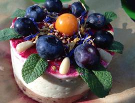 Sweet Taste Without Regret - Off to the Raw Vegan Cake Workshop with Gisela Bayer